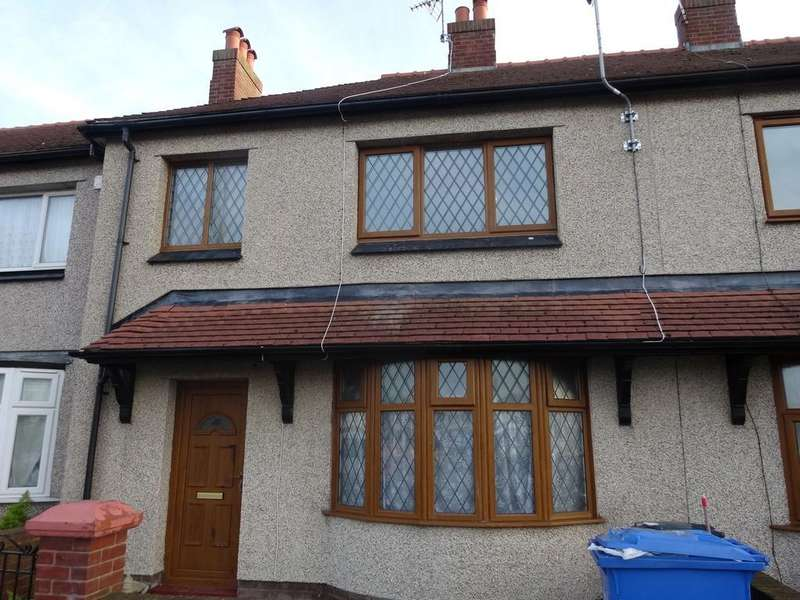 3 Bedrooms Terraced House for sale in Marsh Road, Rhyl
