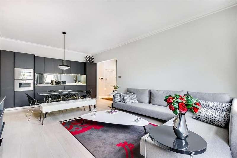 2 Bedrooms Flat for sale in De Vere Gardens, Kensington, London