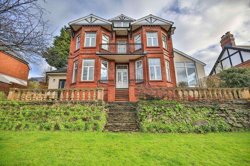 5 Bedrooms Detached House for sale in Holmes Tower, Wellwood Drive, Dinas Powys CF64 4TN