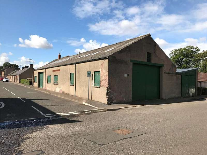 Plot Commercial for sale in Commercial Street, Newtyle, Blairgowrie, Perthshire