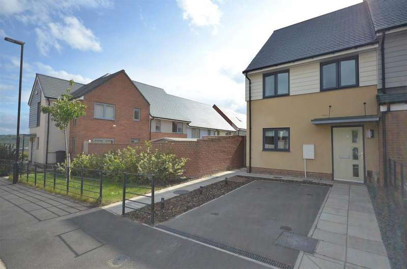 2 Bedrooms Semi Detached House for sale in The Rise