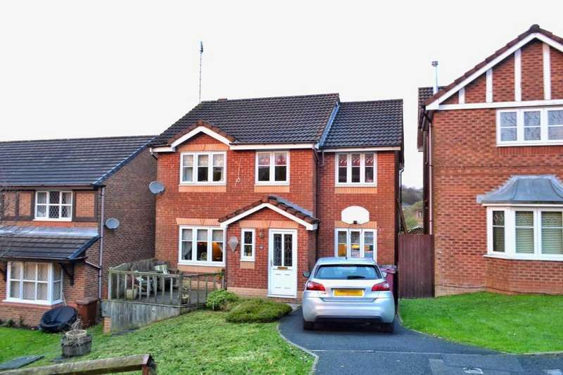 4 Bedrooms Detached House for sale in Antigua Drive, Lower Darwen, BB3