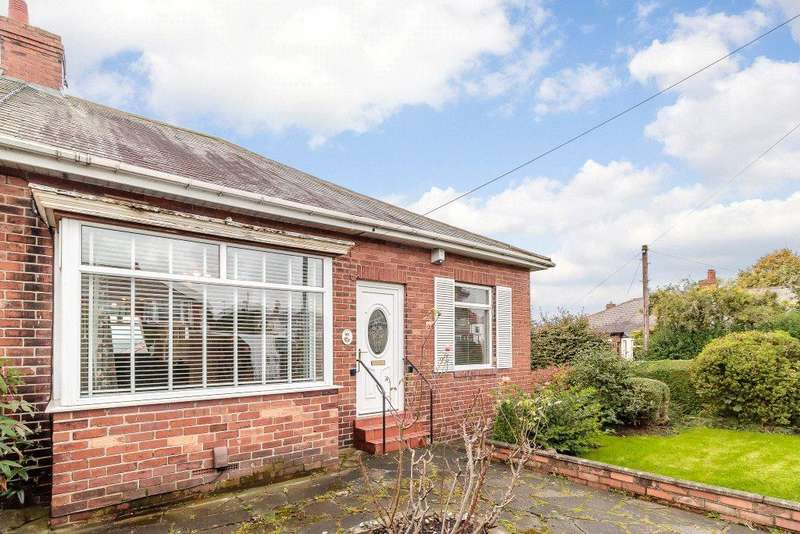 2 Bedrooms Semi Detached House for sale in Whickham View, Newcastle Upon Tyne, Tyne And Wear