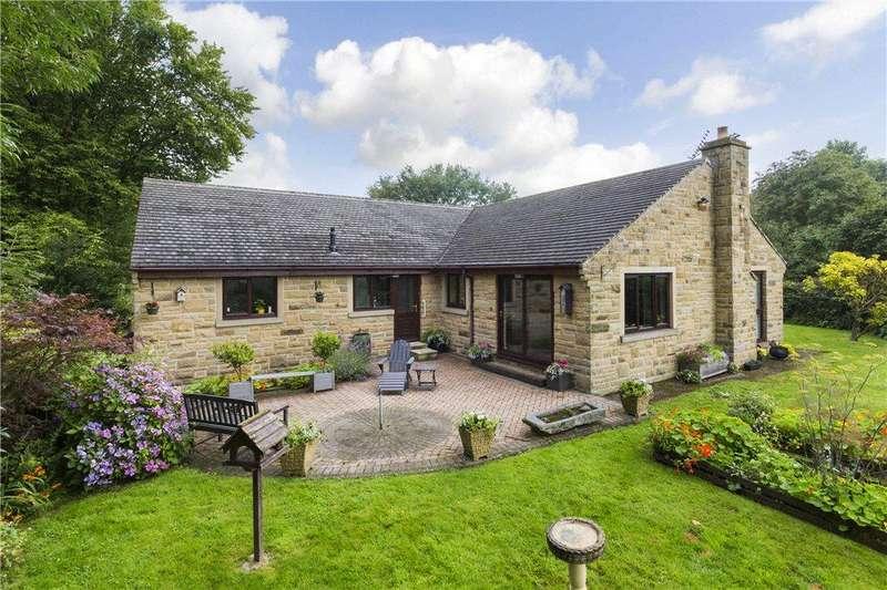 4 Bedrooms Detached Bungalow for sale in Spire Heights, Gilstead Lane, Gilstead, West Yorkshire
