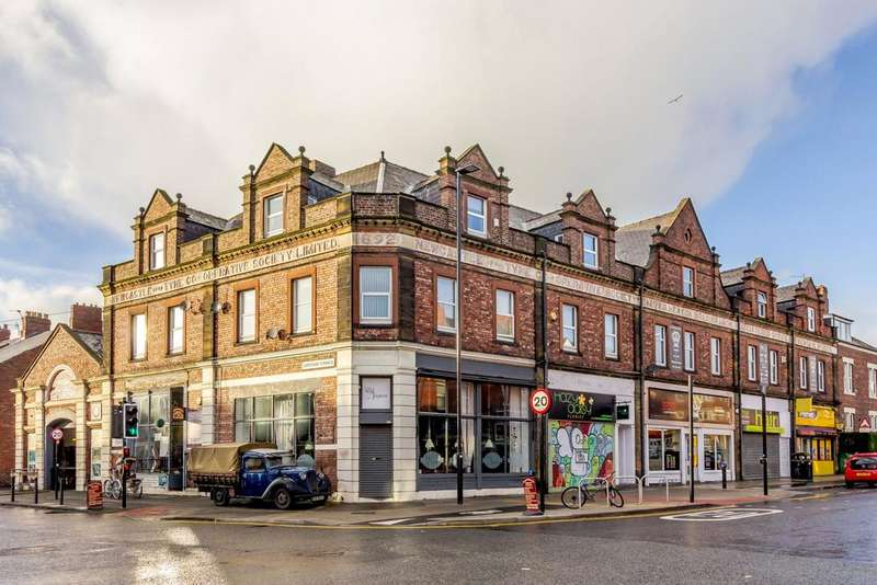 2 Bedrooms Apartment Flat for sale in Heaton Road, Heaton, Newcastle Upon Tyne, Tyne Wear