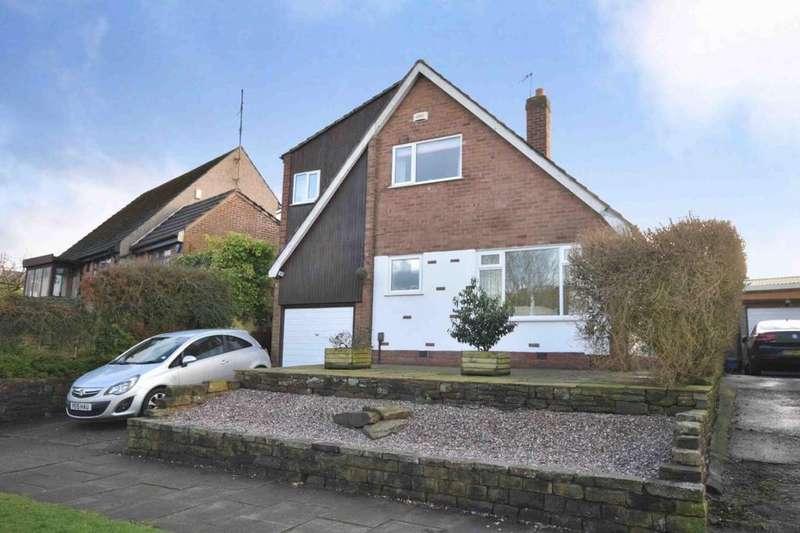 3 Bedrooms Detached House for sale in Leyburn Road, Livesey, Blackburn, BB2