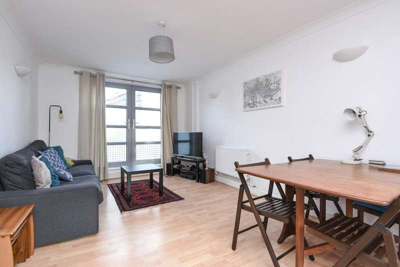 2 Bedrooms Flat for sale in Concorde Way, Surrey Quays