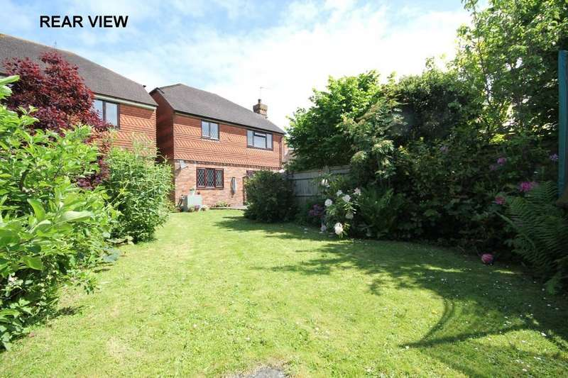 4 Bedrooms Detached House for sale in High Street, Nutley