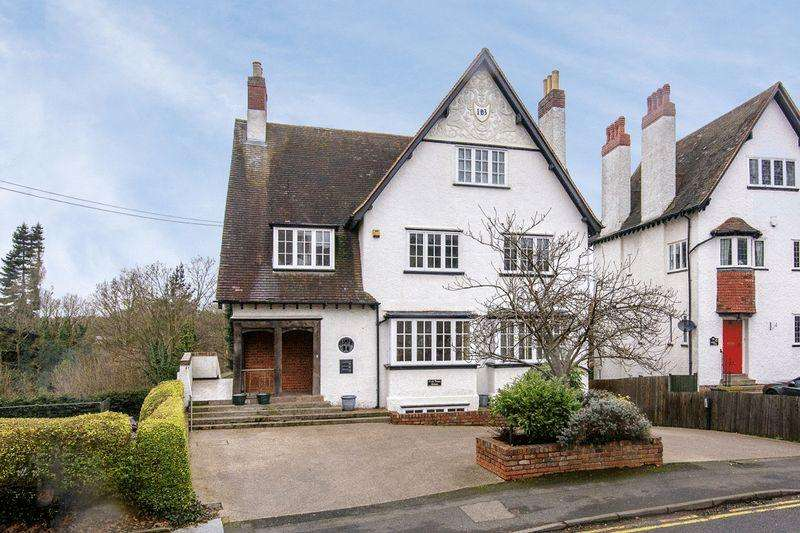 3 Bedrooms Apartment Flat for sale in Park Trees House, Anchorage Road, Sutton Coldfield