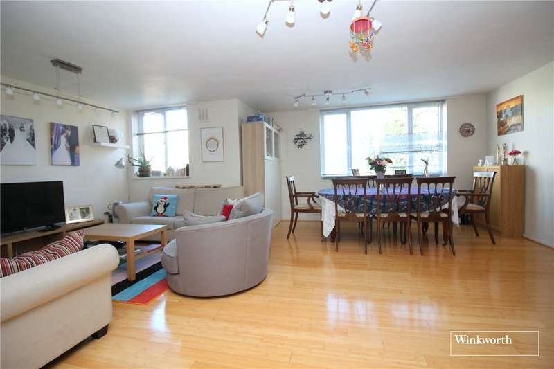 2 Bedrooms Flat for sale in Boreham Holt, Elstree, Borehamwood, Hertfordshire, WD6