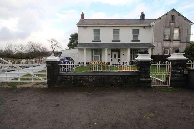 4 Bedrooms Semi Detached House for sale in Ynysllwyd House, Ynys Lwyd Road, Rhondda Cynon Taf, Mid Glamorgan, CF44 6TT