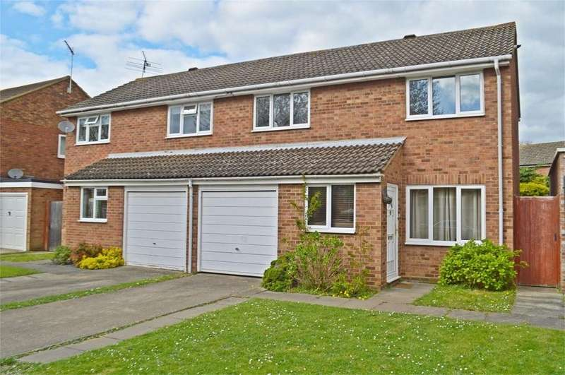 3 Bedrooms Semi Detached House for sale in Lordswood, Panshanger AL7