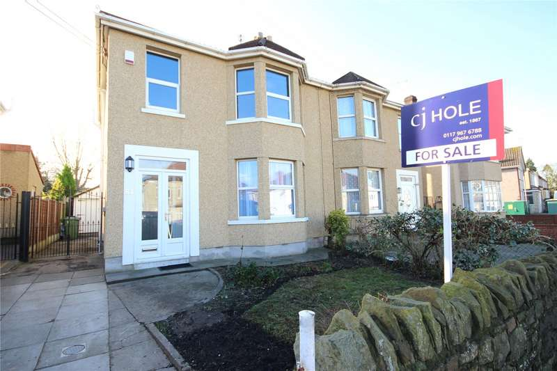 3 Bedrooms Property for sale in Pool Road Kingswood Bristol BS15