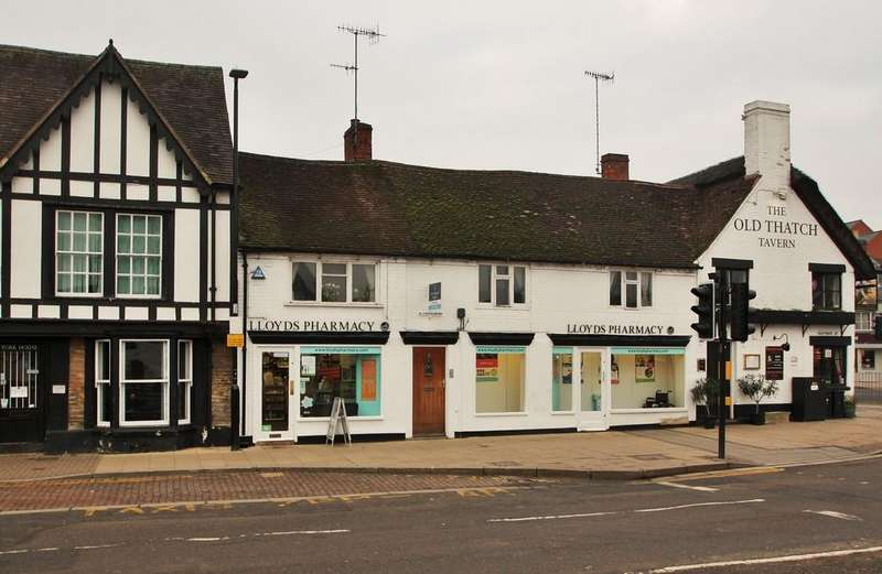2 Bedrooms Flat for sale in Rother Street, Stratford-upon-Avon