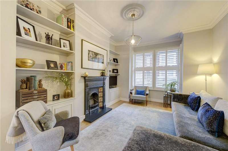 4 Bedrooms Terraced House for sale in Esmond Road, Queen's Park, London, NW6