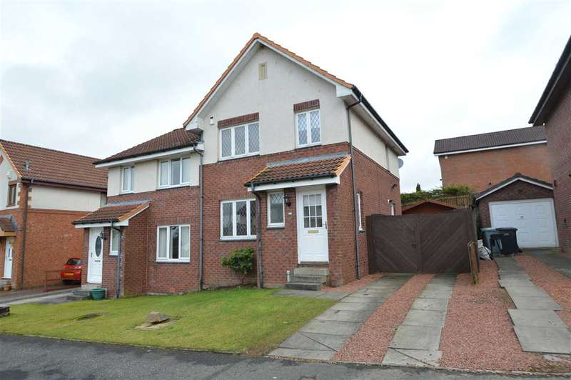 3 Bedrooms Semi Detached House for sale in Margaretvale Drive, Larkhall