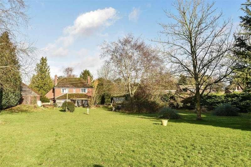 3 Bedrooms Detached House for sale in Micheldever, Winchester, Hampshire