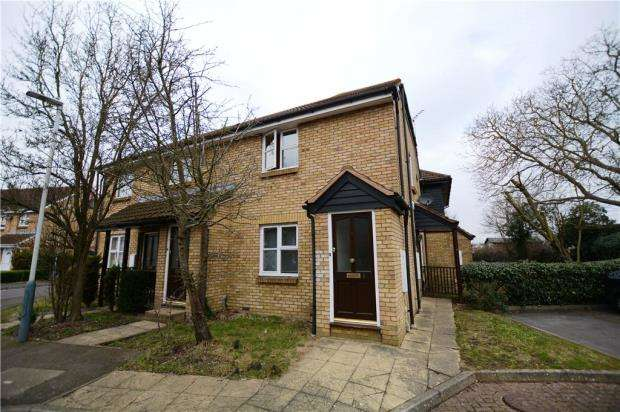 1 Bedroom Apartment Flat for sale in Meadowlea Close, Harmondsworth, West Drayton