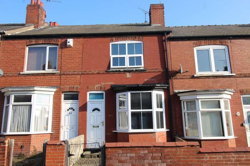2 Bedrooms Terraced House for sale in Burton Avenue, Doncaster, DN4