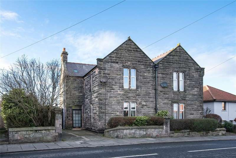 3 Bedrooms Semi Detached House for sale in Main Street, Berwick-upon-Tweed, Northumberland