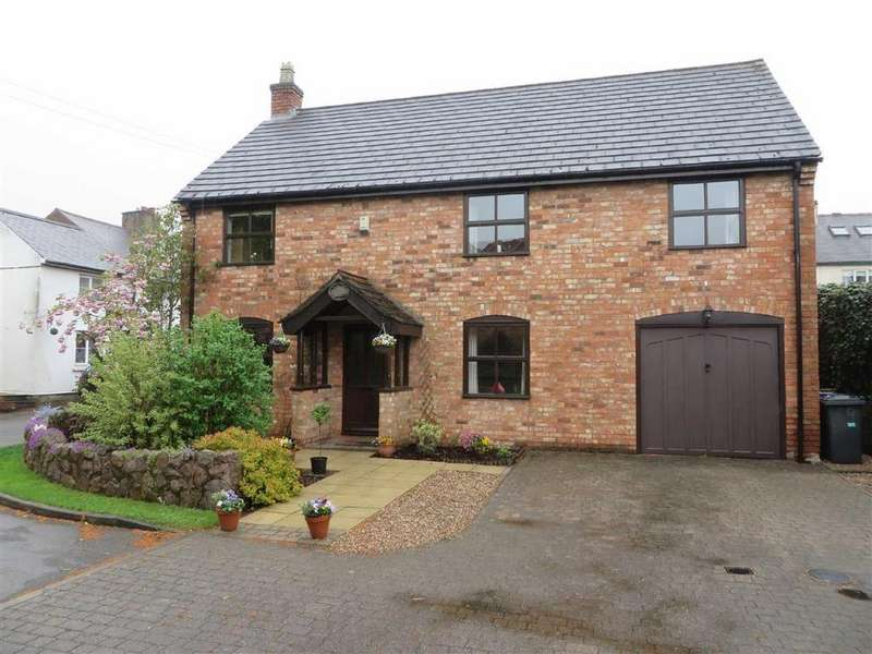 4 Bedrooms Detached House for sale in Church Lane, Thornton