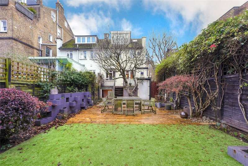 3 Bedrooms Semi Detached House for sale in Oxford Gardens, London, W10