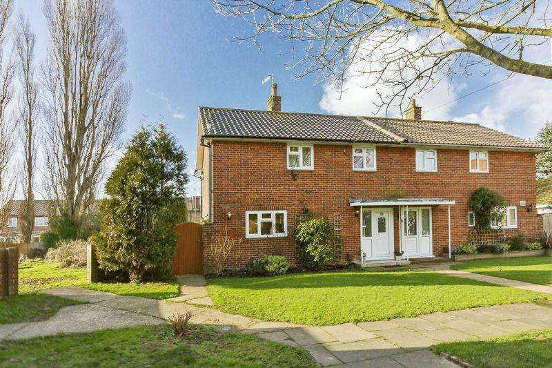 3 Bedrooms Semi Detached House for sale in Anson Road, Goring-by-Sea