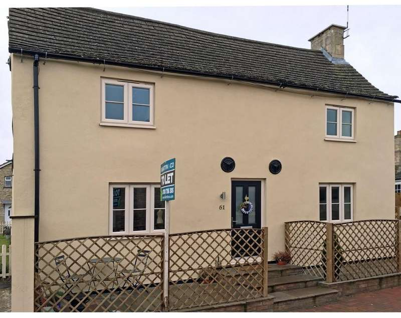 2 Bedrooms Semi Detached House for rent in East Street, Stamford