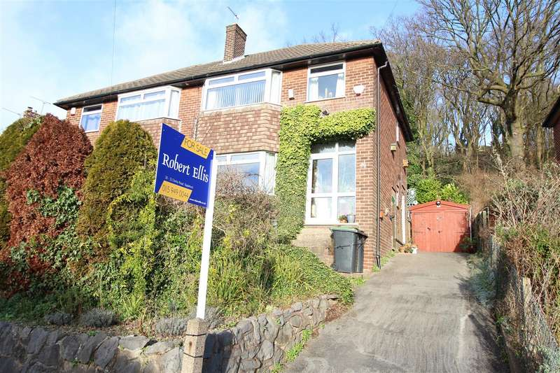 3 Bedrooms Semi Detached House for sale in Mayfield Drive, Stapleford, Nottingham