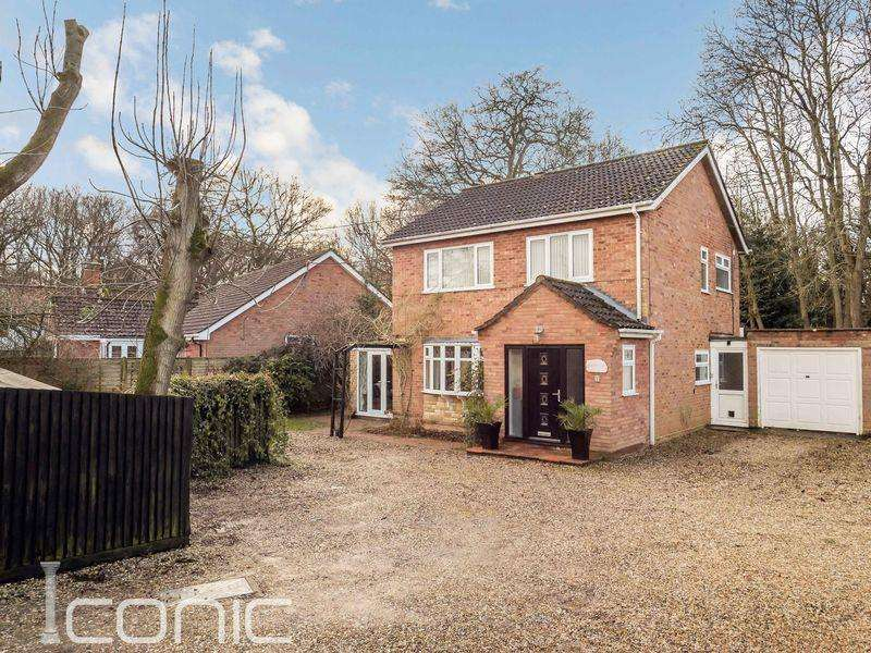 4 Bedrooms Detached House for sale in Ringland Road, Taverham, Norwich
