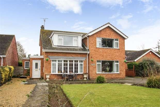 4 Bedrooms Detached House for sale in Northorpe Road, Donington, Spalding, Lincolnshire