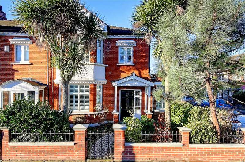 6 Bedrooms House for sale in Manor Road, Richmond, TW9