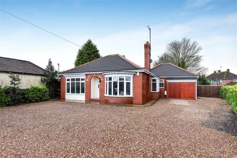 3 Bedrooms Detached Bungalow for sale in Eastwood Road, Boston, PE21