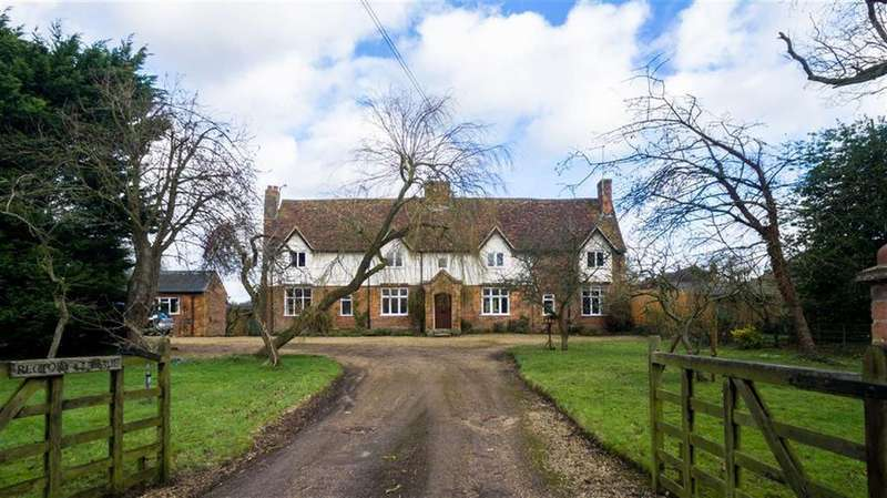 5 Bedrooms Detached House for sale in Hexton Road, Lilley, Hertfordshire