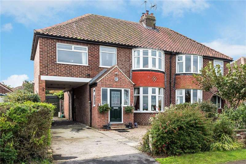 4 Bedrooms Semi Detached House for sale in New Lane, Green Hammerton, York, North Yorkshire