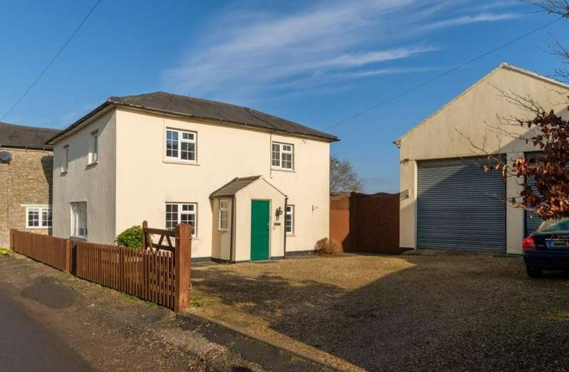 3 Bedrooms Link Detached House for sale in High Street, Silverstone