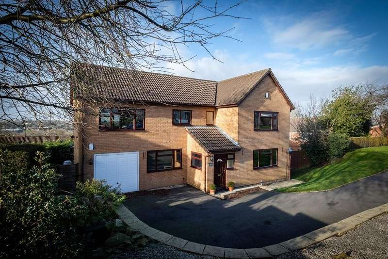 4 Bedrooms Detached House for sale in The Fairway, Daventry