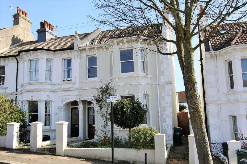 4 Bedrooms Terraced House for sale in Rugby Road, Brighton