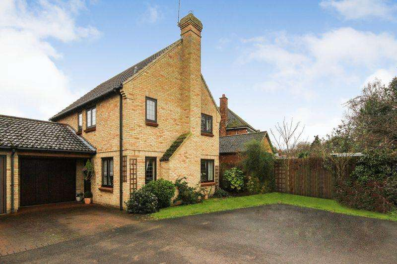 4 Bedrooms Detached House for sale in Beverley Gardens, Clophill
