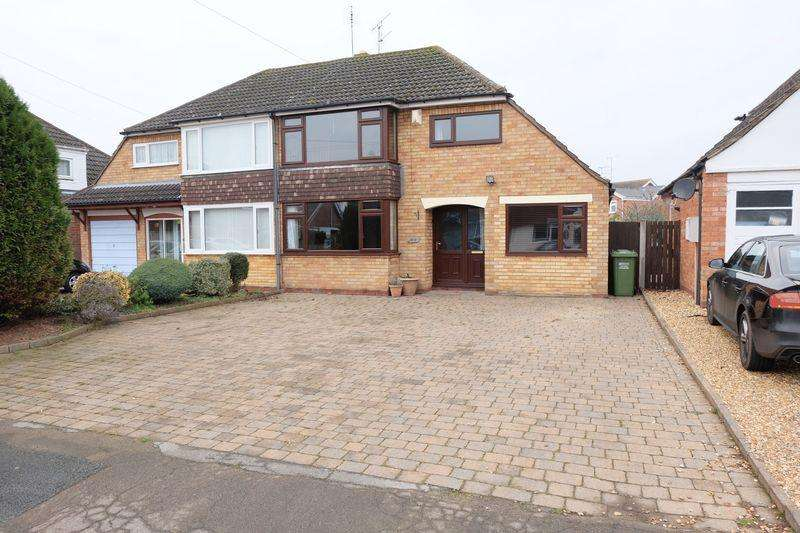 4 Bedrooms Semi Detached House for sale in Coniston Crescent, Stourport-On-Severn DY13 8JU
