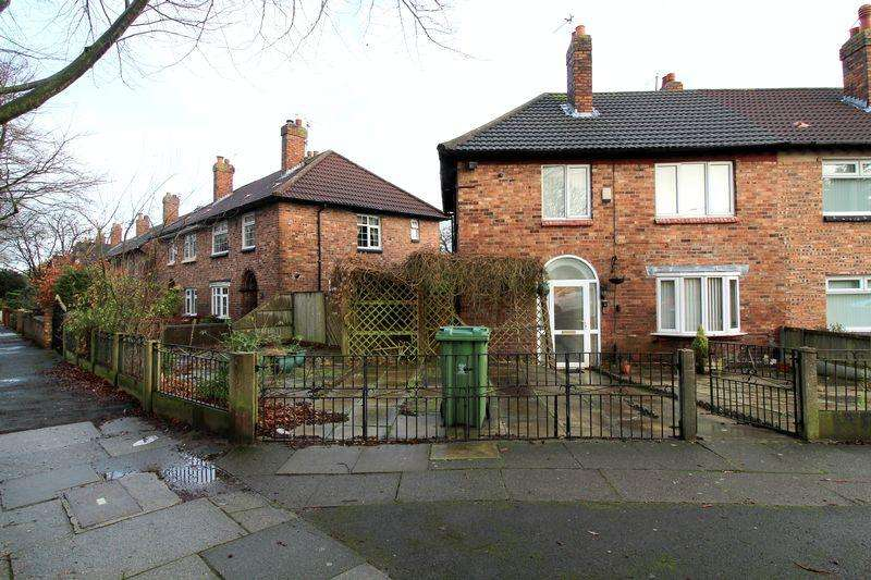 3 Bedrooms Semi Detached House for sale in Mill Lane, Liverpool