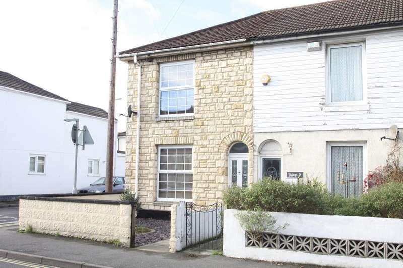 2 Bedrooms End Of Terrace House for sale in Anns Hill Road, Gosport PO12