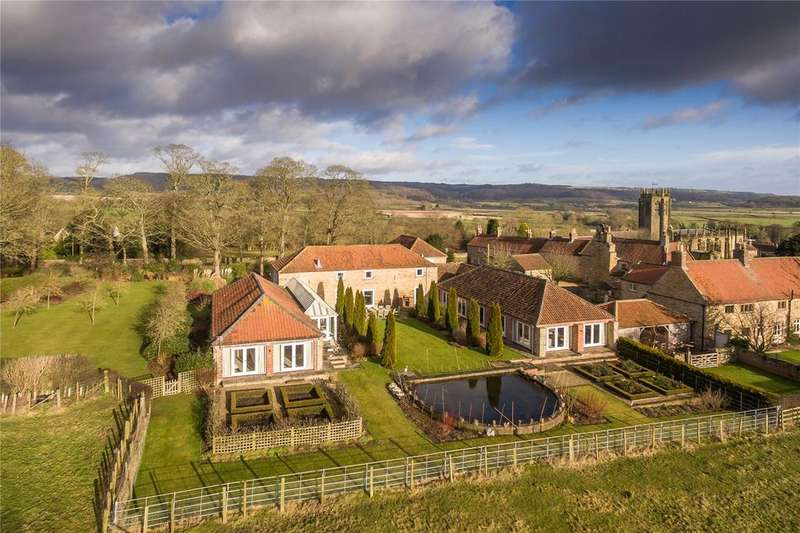 5 Bedrooms Detached House for sale in Coxwold, York, YO61
