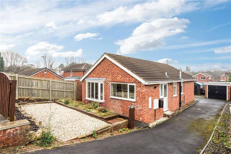 2 Bedrooms Detached Bungalow for sale in Hambleton Court, Knaresborough, North Yorkshire