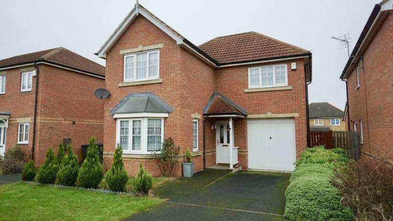 3 Bedrooms Detached House for sale in Maybury Villas Longbenton