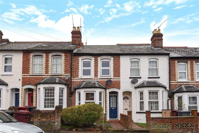 3 Bedrooms Terraced House for sale in St. Georges Road, Reading, Berkshire, RG30