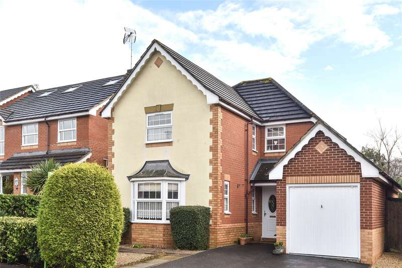 4 Bedrooms Detached House for sale in Yorkshire Place, Warfield, Berkshire, RG42