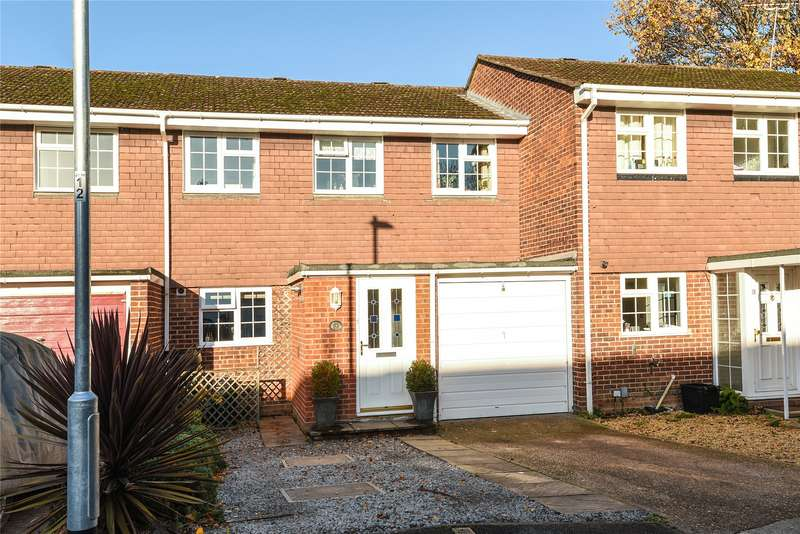 4 Bedrooms Terraced House for sale in Bathurst Road, Winnersh, Berkshire, RG41