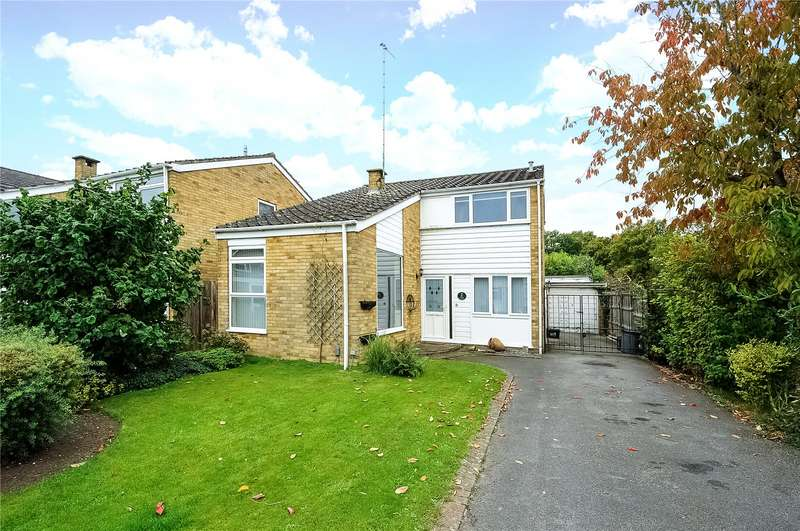 3 Bedrooms Detached House for rent in Delane Drive, Winnersh, Wokingham, Berkshire, RG41