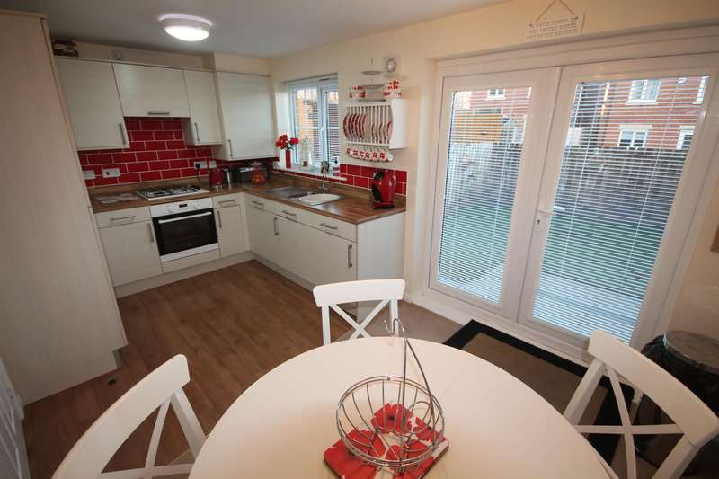 3 Bedrooms Semi Detached House for sale in Ivatt Walk, Shildon